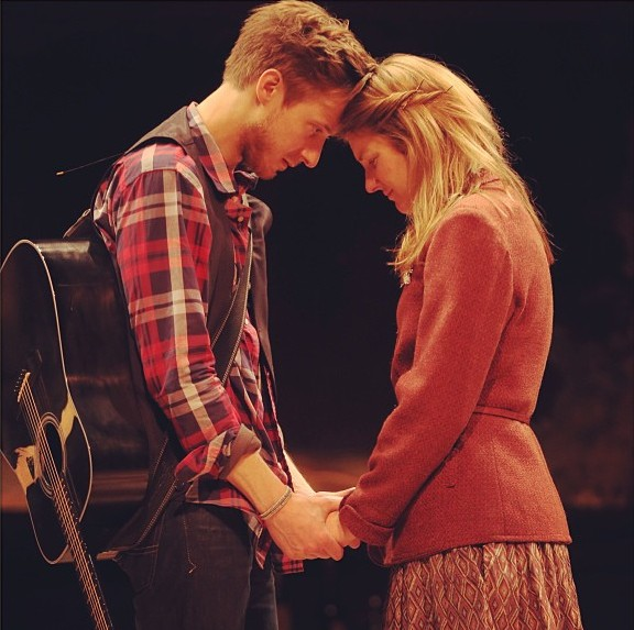 Once - Arthur Darvill and Joanna Christie