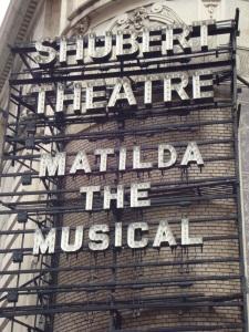 Matilda - Broadway Cast