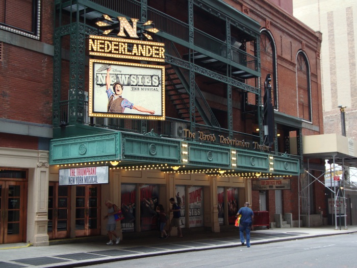 Newsies - Nederlander Theater