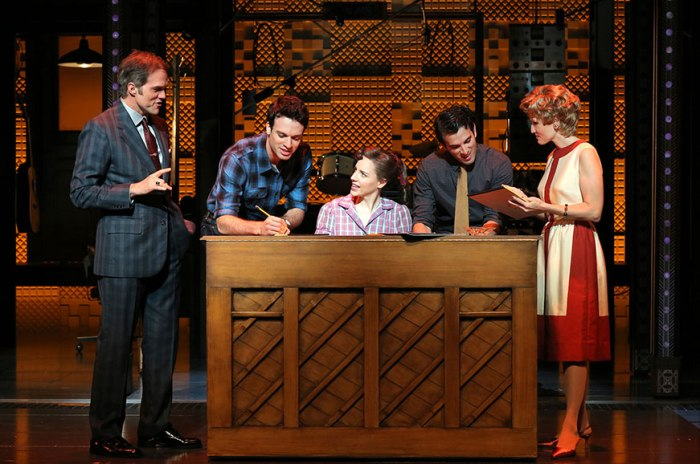 Beautiful The Carole King Musical Cast