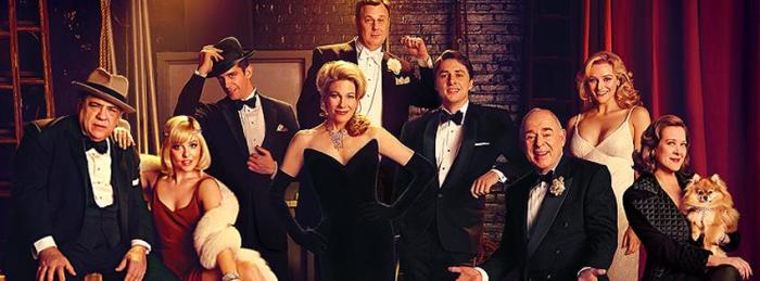 Bullets Over Broadway Cast