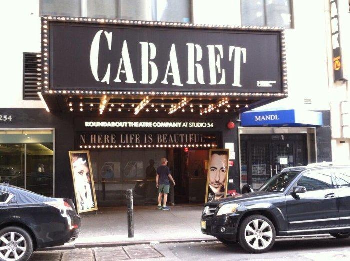 Cabaret - Marquee