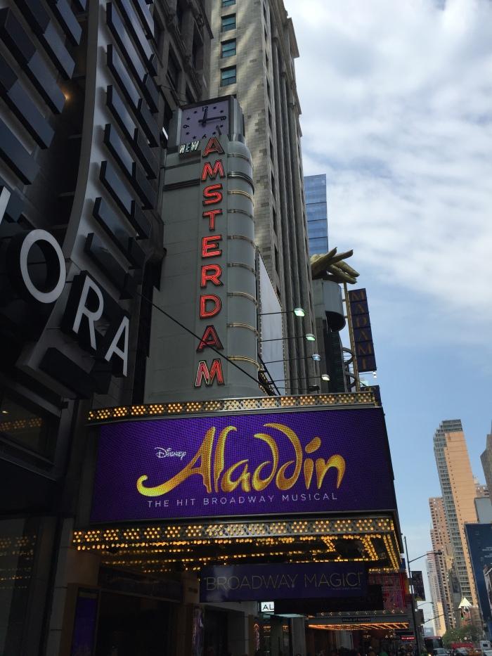 Aladdin - Marquee