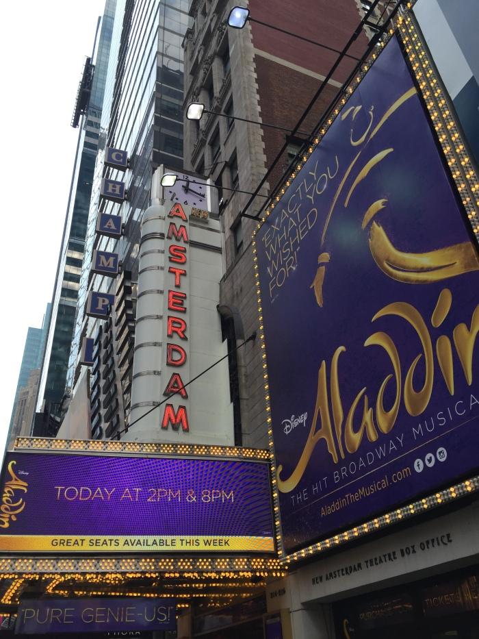 Aladdin - Marquee (2)