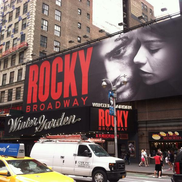 Rocky - Marquee