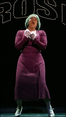 Esparza as Rose