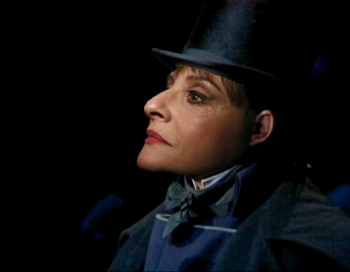 Lupone as Javert