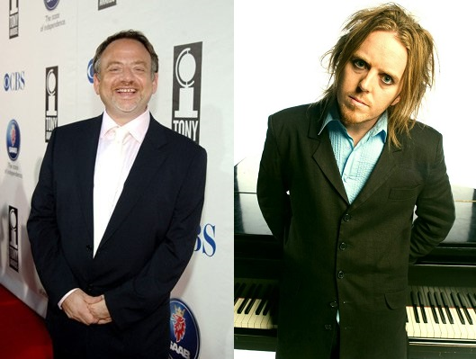 Marc Shaiman and Tim Minchin