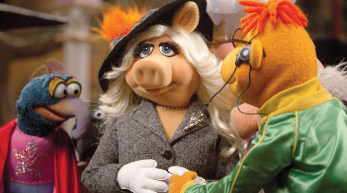 The Great Musical Muppets Take Manhattan: Miss Piggy, First Lady of the Stage