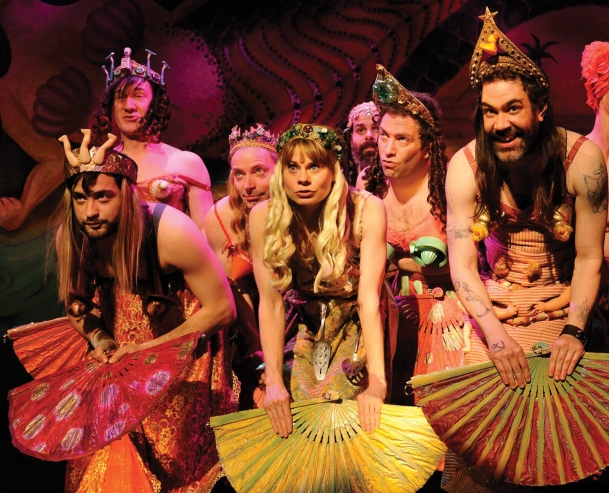 Peter and the Starcatcher Mermaids
