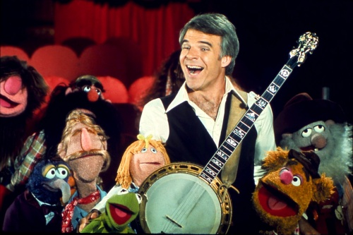 The Muppet Show Steve Martin
