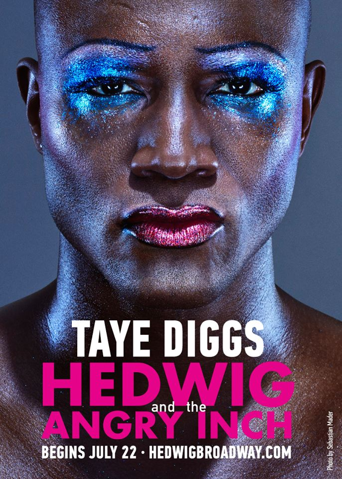 Hedwig and the Angry Inch - Taye Diggs 2