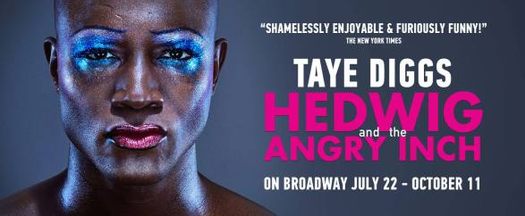 Hedwig and the Angry Inch - Taye Diggs