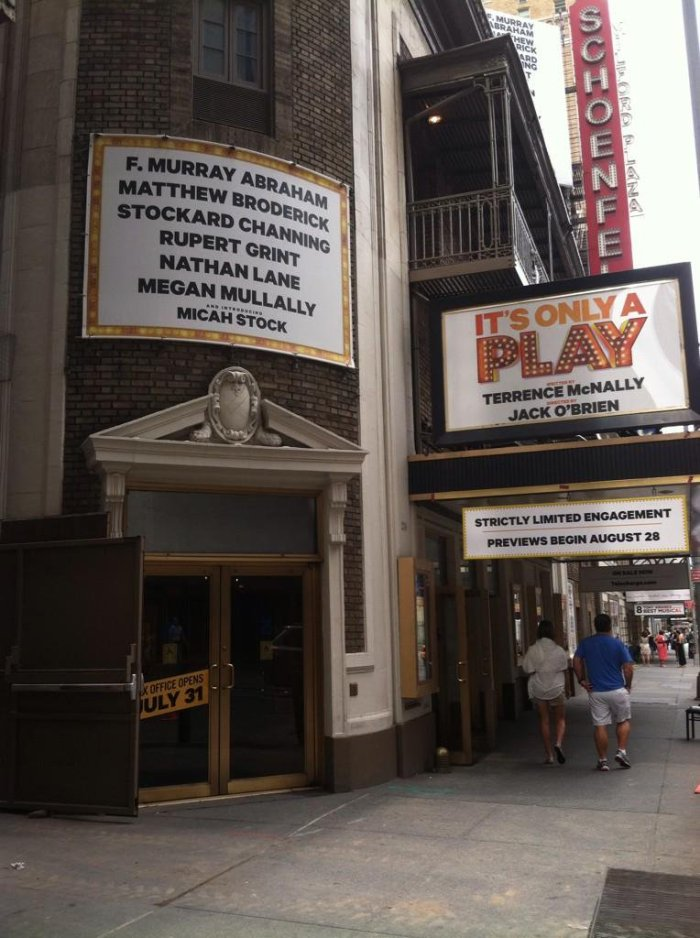 It's Only a Play - Marquee