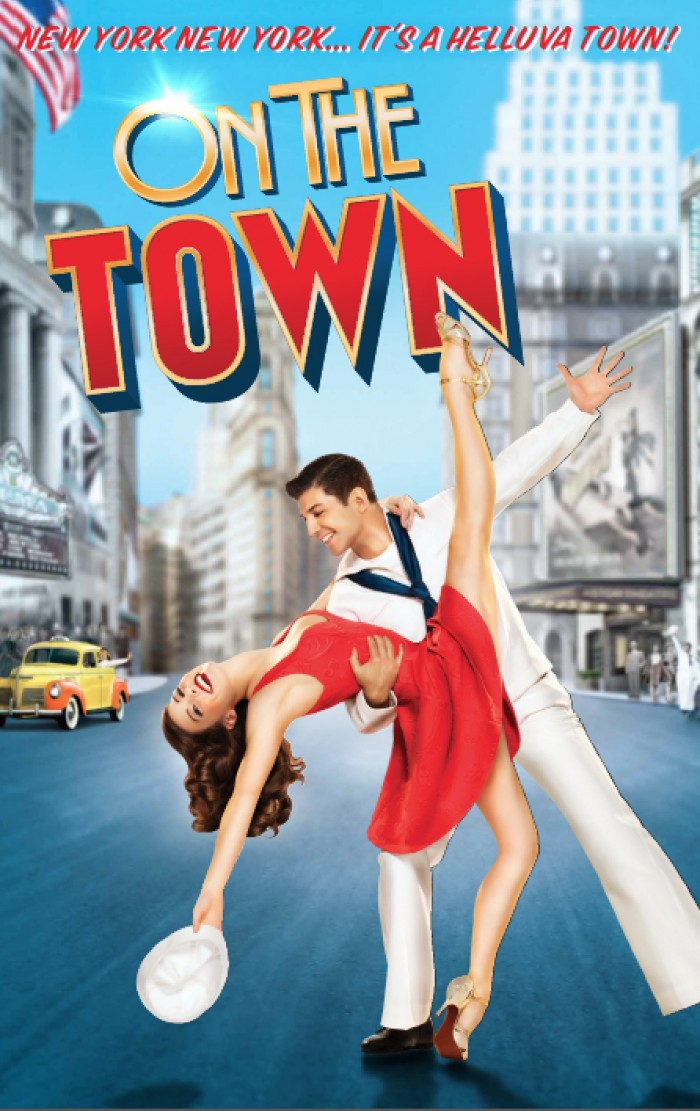 On the Town - Broadway Cast