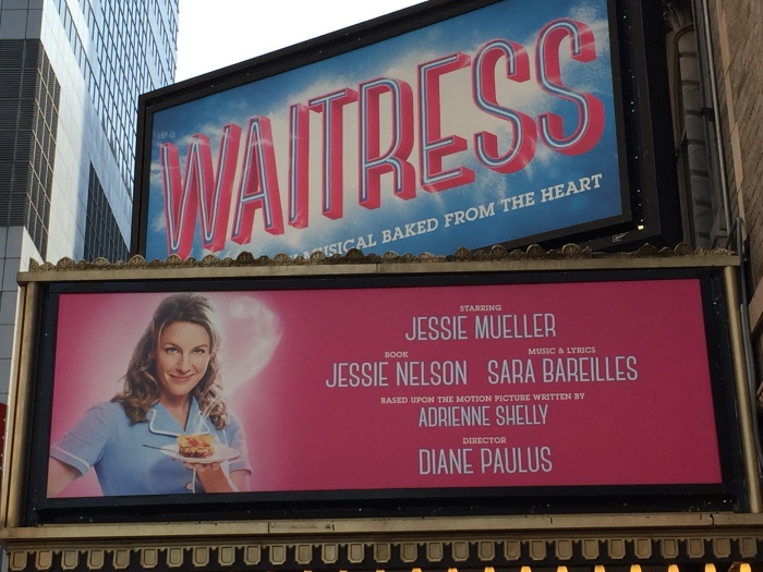 Waitress - Marquee
