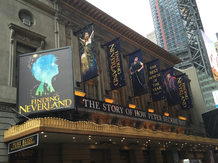 Finding Neverland - Marquee