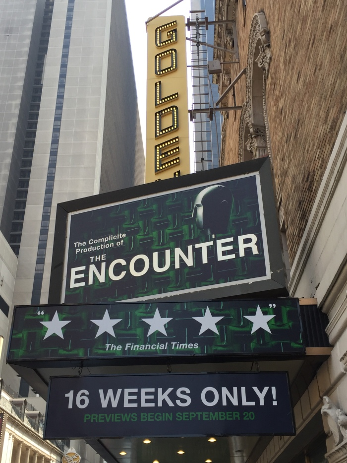 The Encounter - Marquee