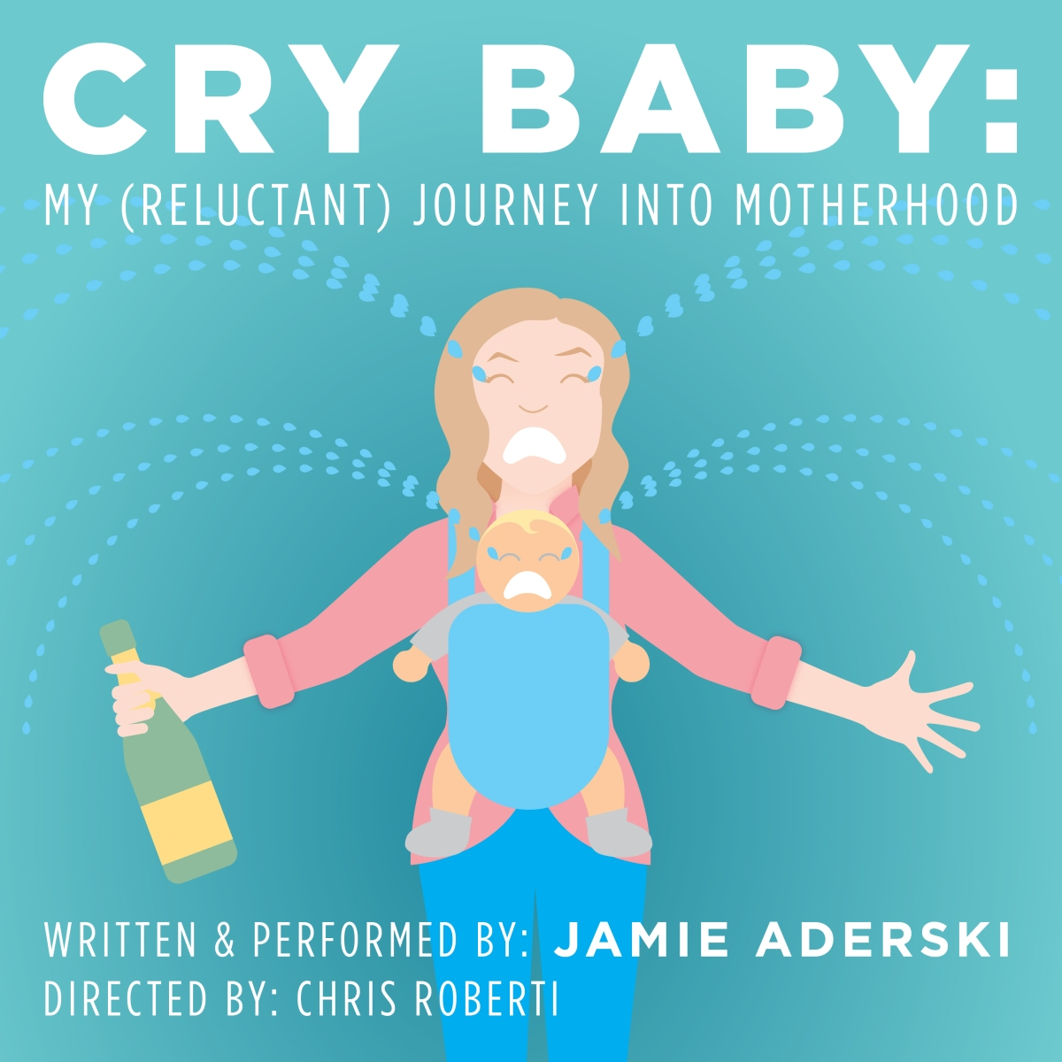 """Cry Baby"" at the PIT - Interview with Writer-Performer Jamie Aderski"