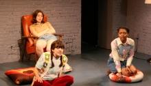 Tania in the Getaway Van (3) - The Pool - The Flea Theater