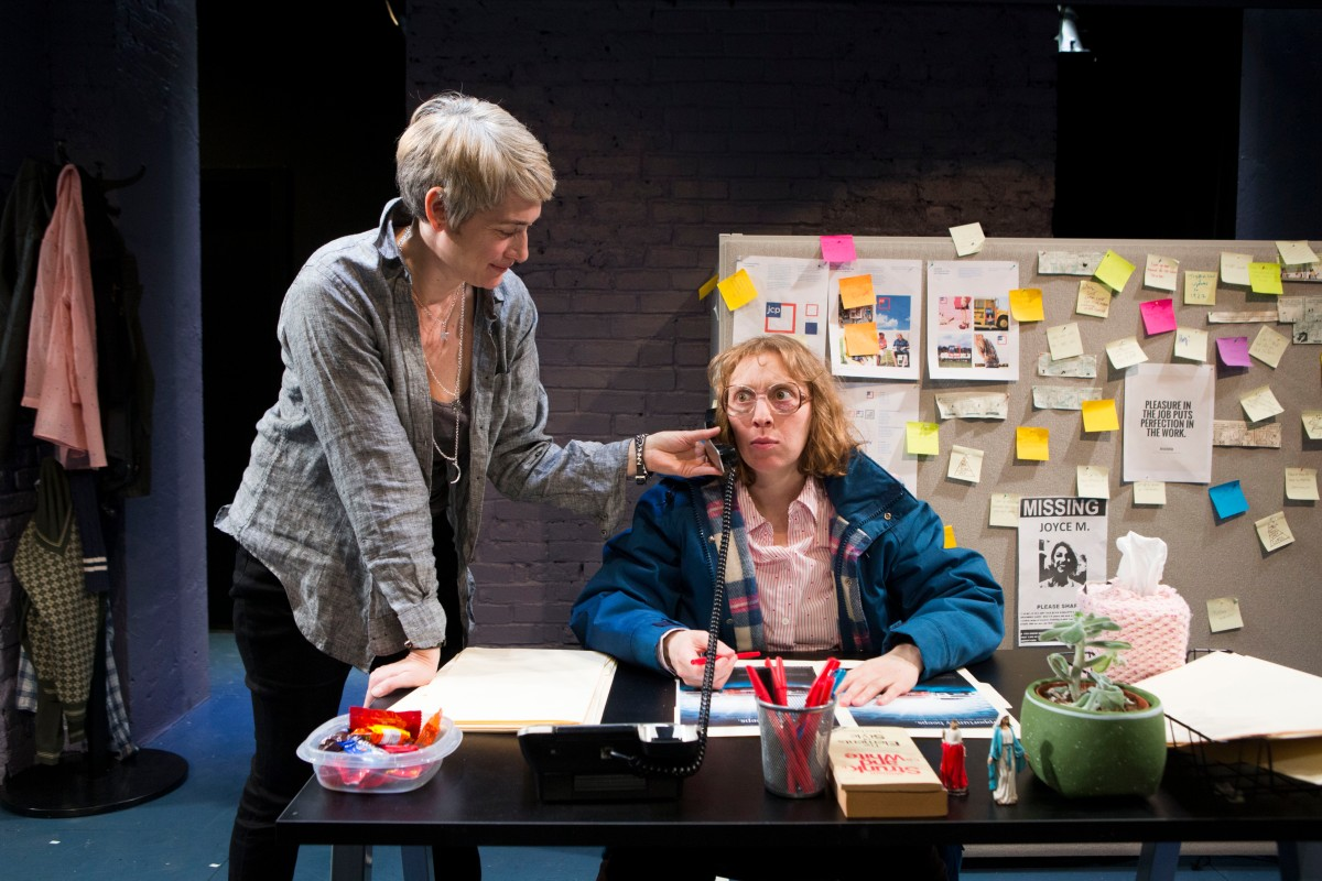 "The Pool's ""Washed Up on the Potomac"" – The Flea Theater – Review"